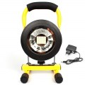 IP65-Waterproof-30W-LED-Floodlight-Rechargeable-24LEDs-Spotlight-Outdoor-Camping-Light-with-Charger